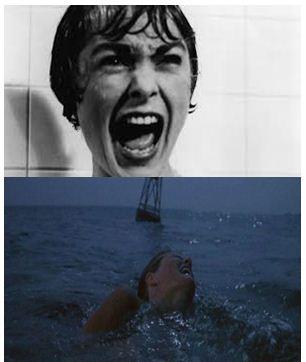 Chez Hitchcock et Spielberg, ce sont les femmes qui meurent les premières.