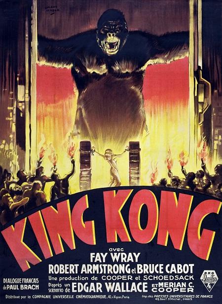 Le plus grand monstre de l'Histoire du cinéma!