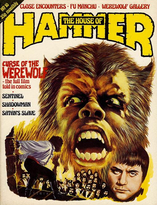 Hammer comics!
