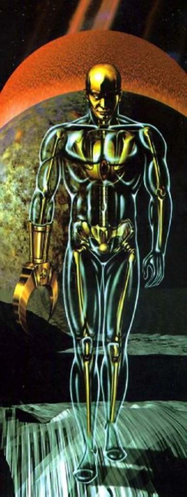 L'homme de verre, capable de résister au rayon Delta de Cobra. Source Allocine http://www.allocine.fr/series/ficheserie-3661/photos/detail/?cmediafile=18909641