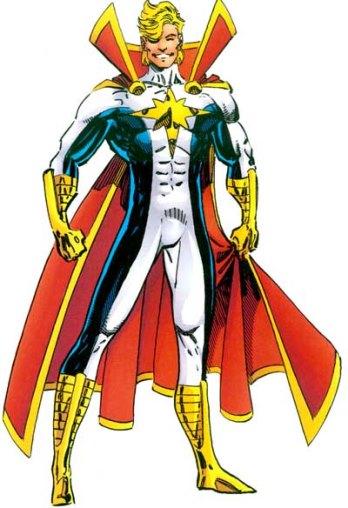 Mighty Man, à la fois dérivatif et original