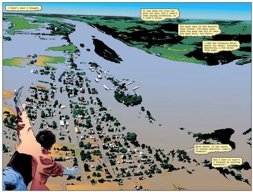 Le ciel, l'eau, la terre : un environnement naturel très présent