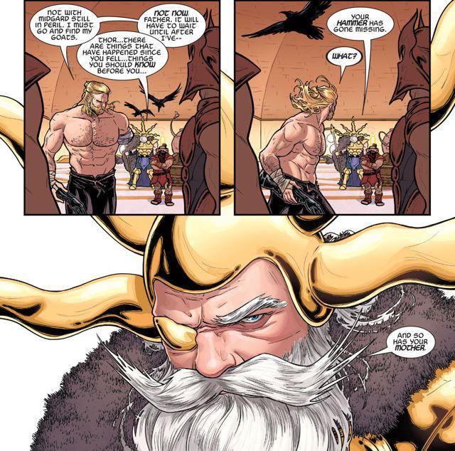 Odin : un portrait de père intransigeant et borné