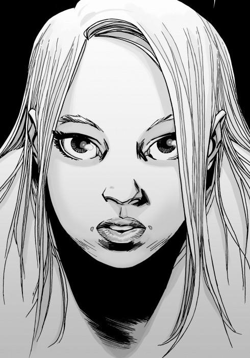 Lydia, aussi belle que déglinguée