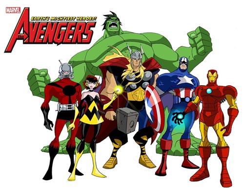 Une équipe de départ calquée sur celle du comic book.