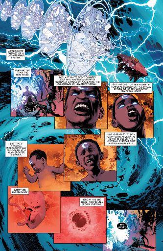 La déliquescence du multivers Marvel : une métaphore