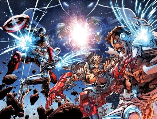 La boucle est bouclée : les différences entre Steve Rogers et Tony Stark sont irréconciliables