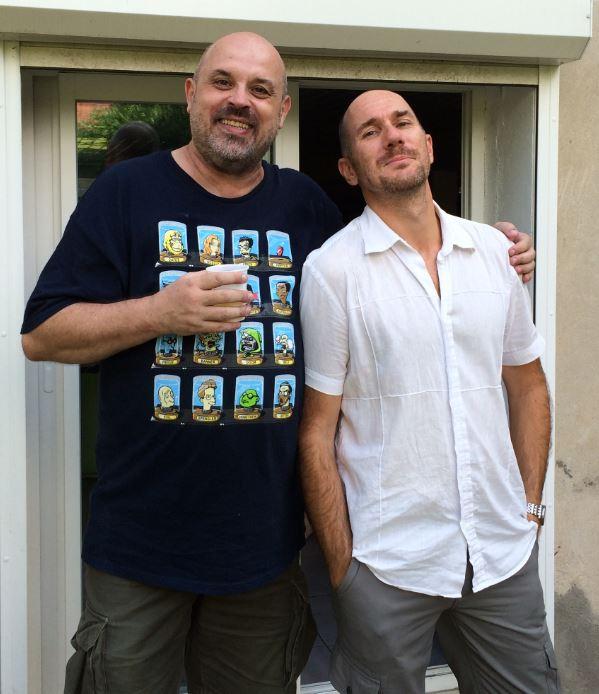 Avec Patrick Marcel   Sandman, Game of Thrones) : le crossover des traducteurs !