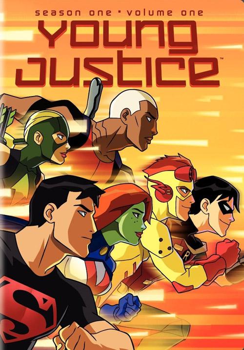 Justice League of Adolescents