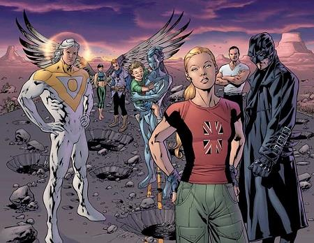 Des super-héros arrogants et incorruptibles !