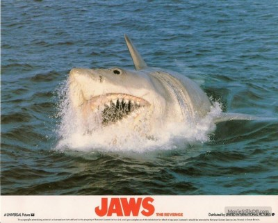 Un requin en colère et qui nage de traviole (pouffe)... ©Universal Pictures France Source : IMDB
