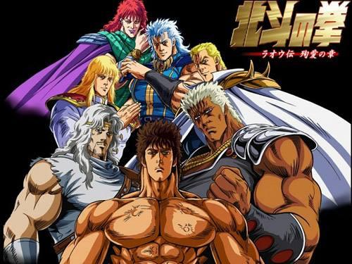 Les alliés et adversaires de Kenshiro dans le premier cycle : une galerie de personnages qui en imposent