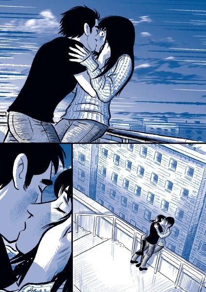 L'amour ignore la gravité....dans tous les sens du terme....
