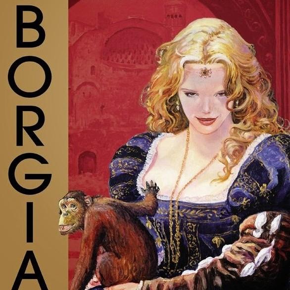 Lucrèce prête pour une nouvelle Borgie...