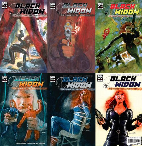 Les covers de la seconde série sont déjà plus raccord avec le contenu…