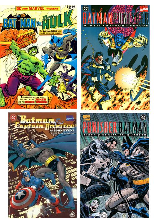 Chez Marvel, Batman retrouve des alliés et des adversaires…