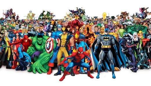 Batman / Marvel : à qui le tour ?