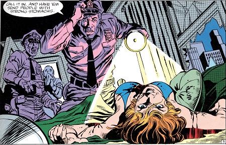 Un premier pas chez les grandspour Spiderman : La Mort de Jean Dewolff!