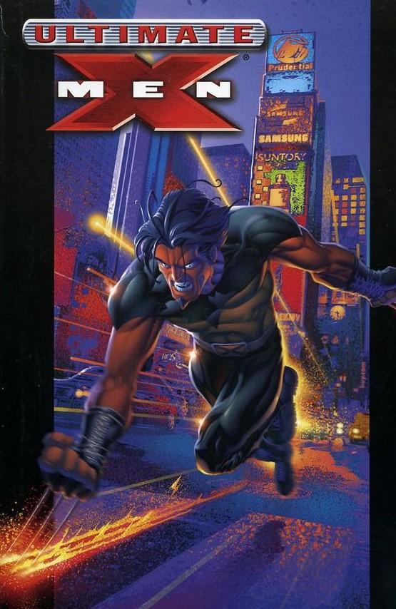 Dans cet univers, Wolverine affronte son ennemi ultime : le trottoir !