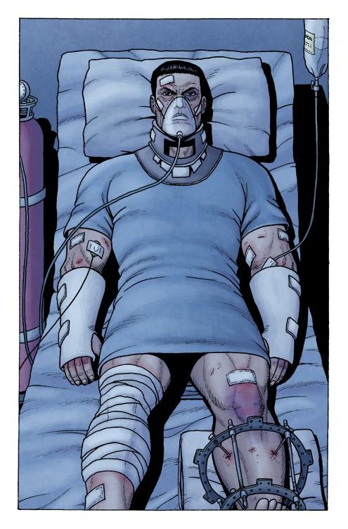 Le Punisher est mort. Il ne reste plus que Frank Castle
