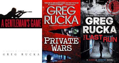 La véritable conclusion de l'histoire de Tara Chace se trouve dans les romans de Greg Rucka…