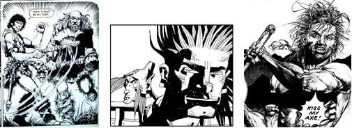 Sláine par Massimo Belardinelli, Mike MacMahon, Glenn Fabry