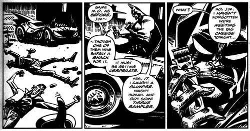 """Le Batman de Mike McMahon dans """"Fat City"""" (vol 3) : désolé, mais là, pour moi, ça va pas être possible…"""
