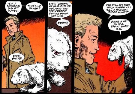 Et pour les 40 ans de John Constantine, tout est permis!