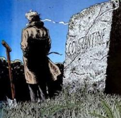 Constantine tourne le dos à la mort…