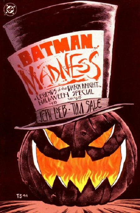 Quand Batman et Halloween ne font qu'un…