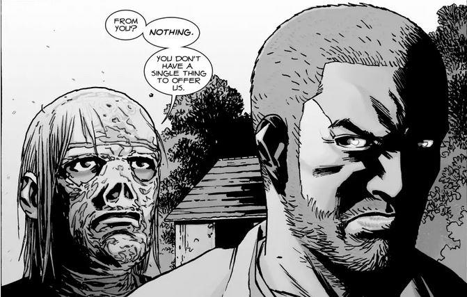 Alpha et Rick apprennent à faire connaissance....