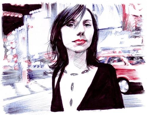 PJ Harvey et sa période New-Yorkaise
