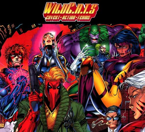 Au départ, une création de Jim Lee fortement inspirée par ses années chez Marvel
