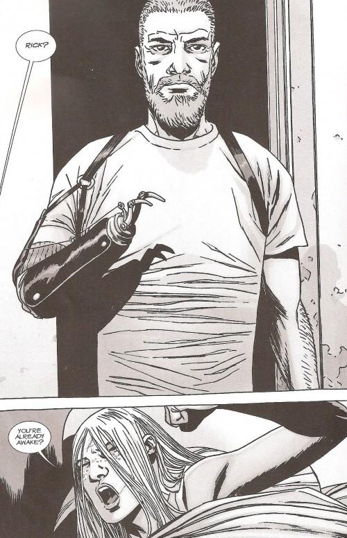 Le nouveau Rick Grimes