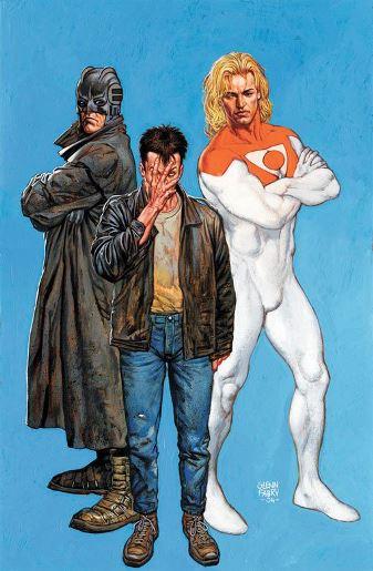 Oh non ! Des superhéros, et homosexuels en plus !