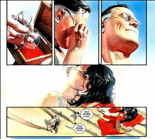 Superman aura mis du temps à y voir clair…
