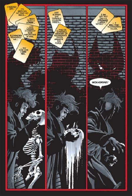 L'ombre de Frank Miller plane sur… le découpage des planches!