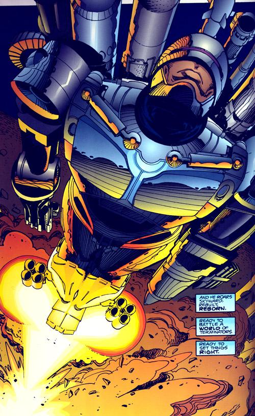 Après une défaite cuisante , RoboCop «a eu besoin de se reconstruire…»