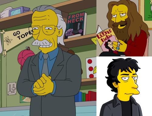 Stan, Alan et Neil sont tous venus jouer leur propre rôle…