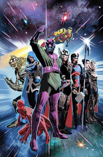 Saurez-vous reconnaître les Uncanny Avengers de Kang ?
