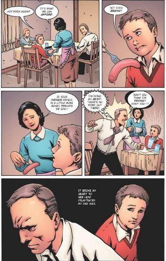 Une enfance sous le joug de la grande dépression