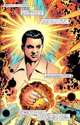 Jack Kirby, le créateur d'univers