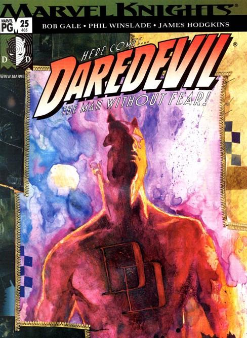 Daredevil, habillé comme par un Mack