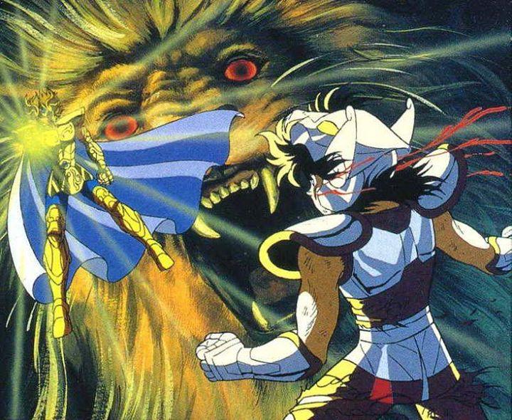 Pour rugir de plaisir : le chevalier du Lion  !