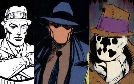 Mister A, The Question et Rorschach: que des gais-lurons!