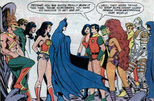 Conflit de génération vu par le DC