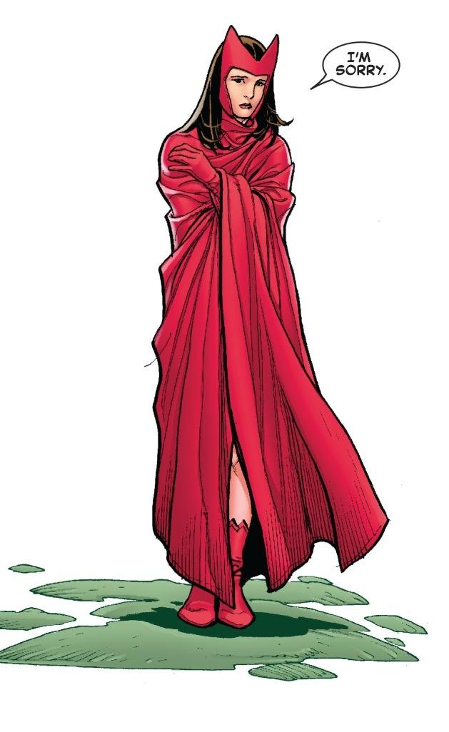 Le véritable pouvoir de Wanda: échapper à la justice ?