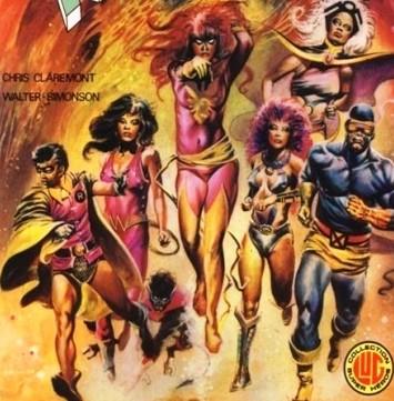 Une couverture originale pour la VF