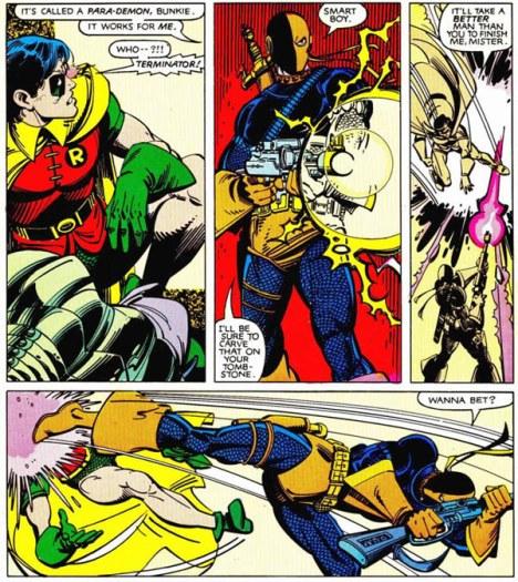 Des images de Robin pour rétablir l'équilibre entre Marvel et DC