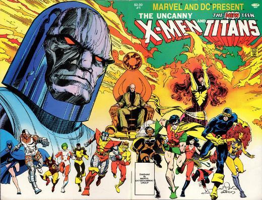 La couverture originale de Walter Simonson